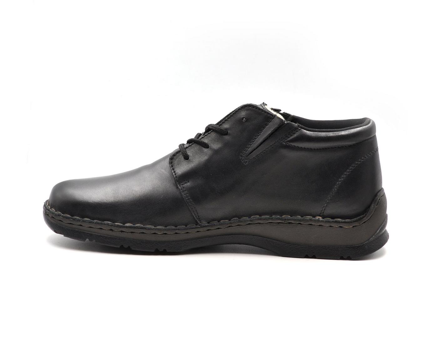 Ανδρικό μποτάκι μαύρο 05333 - tatogloushoes.gr 992ba9e97b9
