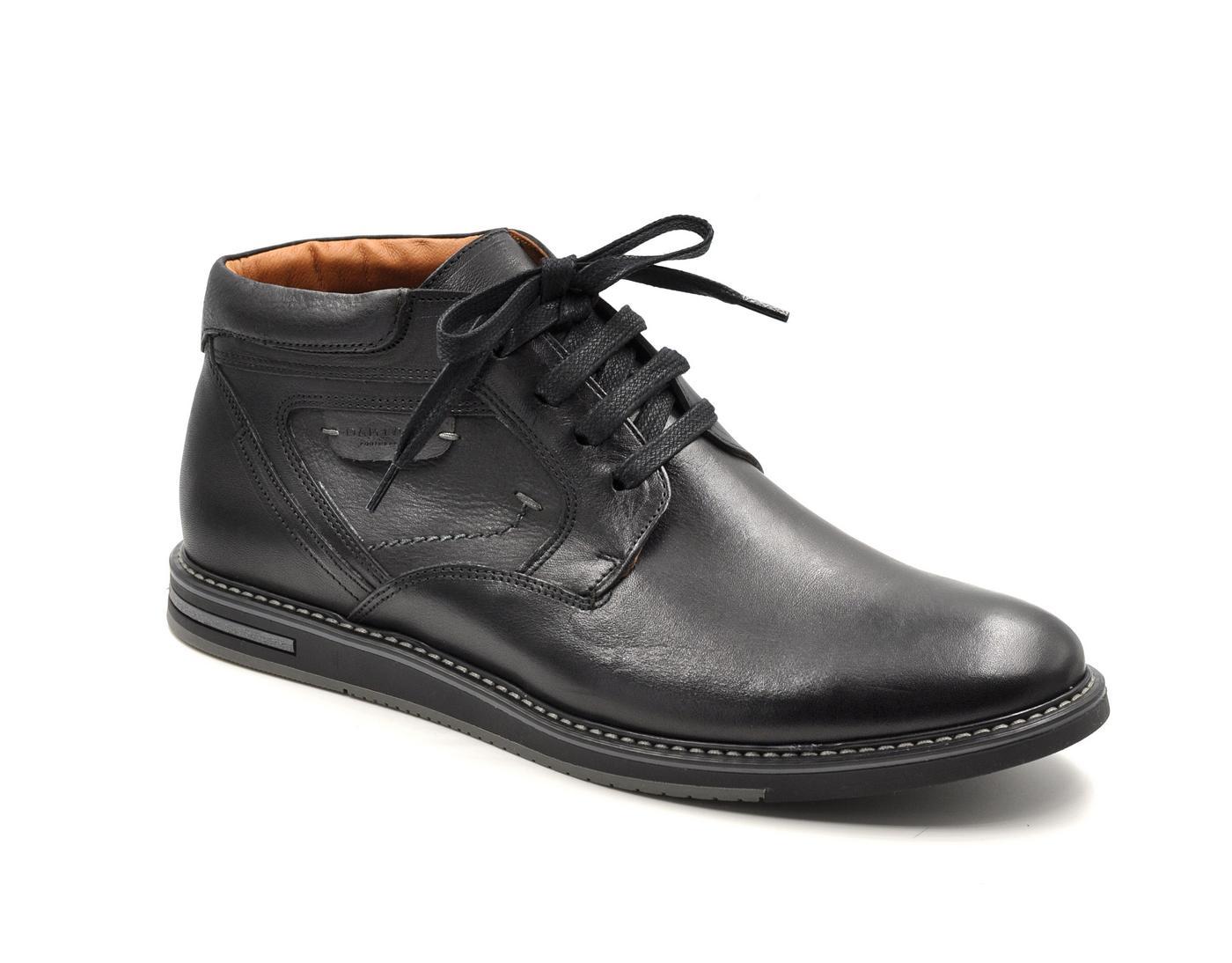 757eac6461c Ανδρικό μποτάκι μαύρο 561 - tatogloushoes.gr
