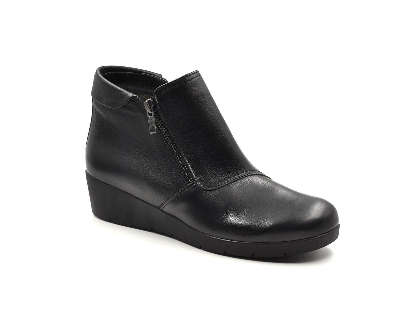 Γυναικείο μποτάκι μαύρο 0282 - tatogloushoes.gr e0906413b5c